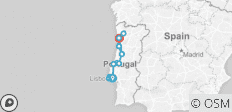 Discover Portugal - 13 destinations
