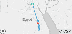 Splendours Of Egypt - 2020 2021 (12 Days) - 7 destinations
