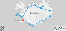 5-Day Guided Ring Road Tour - Explore the Circle of Iceland incl. Snæfellsnes - 24 destinations