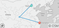 8-Day China Triangle Small Group Tour - 4 destinations