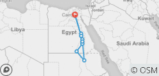 Splendours of Egypt - 2020 2021 (14 Days) - 14 destinations