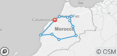 Best Of Morocco - Preview 2021 (10 Days) - 11 destinations