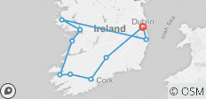 Irish Elegance - Preview 2021 (8 Days) - 10 destinations