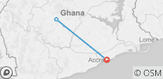 PMGY Volunteer in Ghana - 3 destinations