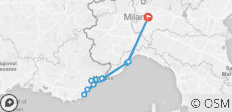 4 Days FRENCH COAST TOUR – from MILAN - 14 destinations