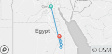 6 Days Egypt tour package Cairo and Nile Cruise - 5 destinations