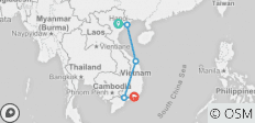 Best of Vietnam Luxe Tour - 12 Days - 5 destinations