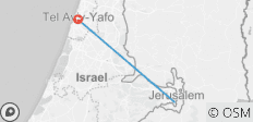 Jerusalem & Tel Aviv Adventure 7D/6N - 2 destinations