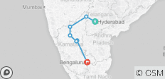 Karnataka Heritage Tour - 8 destinations