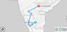 Karnataka Highlights - 9 destinations