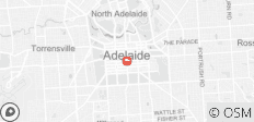 Small group tour of Adelaide city and surrounds - 1 destination