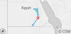 Upper Egypt Private Tour - 8 destinations