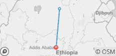 Addis Abeba und Lalibela - 3 Destinationen