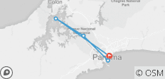 Panama Circuit, Taboga and Gamboa - 6 days - 4 destinations