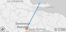Merenge Circuit, Dominican Republic - 6 days - 3 destinations