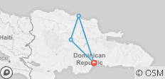 Dominican Republic has it all - 8 days - 4 destinations