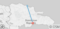 Northbound Circuit, Dominican Republic - 6 days - 3 destinations