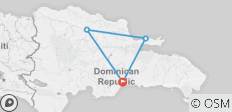 Northeastbound Circuit, Dominican Republic - 6 days - 4 destinations