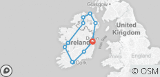Active Ireland - 11 destinations