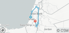 Israel Discovery (Small Groups, Summer, 9 Days) - 9 destinations
