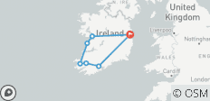2021 Taste of Ireland Self-Drive - 7 Days/6 Nights - 7 destinations