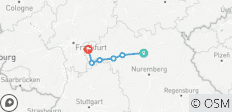 Cycle Romantic Main (from Bamberg) - 6 destinations