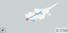 History and Taste of Cyprus - 5 destinations