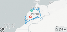 Morocco: Highlights - 15 destinations