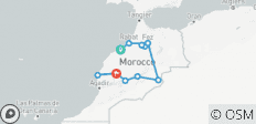 Morocco: Relaxed experience - 12 destinations