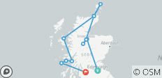 Scotland s Highlands Islands and Cities (Small Group, 13 Days) - 12 destinations