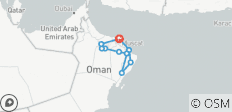JEWELS OF OMAN - 10 destinations