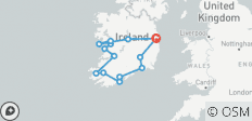 Culinary Tour Ireland - Self Drive Tour - 14 destinations