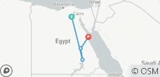 13 Days 12 Nights discovering Egypt - 4 destinations