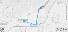 Quebec Biking - 12 destinations