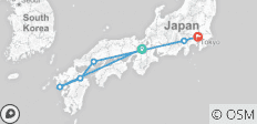Back Roads of Japan - 6 destinations