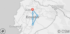 Ecuador Multisport - 6 destinations