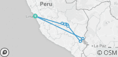 Peru Multisport - 10 destinations