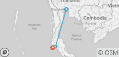 Thailand Beaches West Coast (Nov - Apr) - 5 destinations