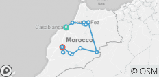Morocco Adventure - 14 destinations