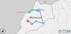 Morocco Explorer - 11 destinations
