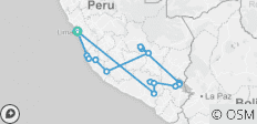 Essential Peru - 17 destinations