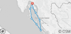 Kvarner Bay Bike & Boat - 9 destinations