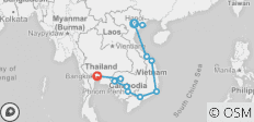 Vietnam & Cambodia Explorer - 12 destinations