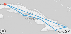 Best of Cuba - 7 destinations