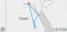 Egypt Highlights - 7 destinations