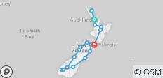 New Zealand Encompassed: Harbours & Houseboats - 20 destinations
