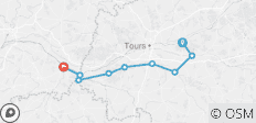 Vineyard Trails of the Loire - 9 destinations