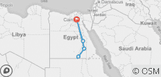 Egypt Express 2018/19 - 6 destinations