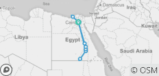 Egypt Upgraded - 10 destinations