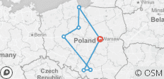 Portrait of Poland - 7 destinations